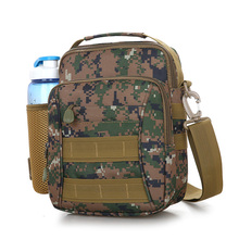 Men bag Field Camouflage 2019 fashion man shoulder bags High quality oxford casual messenger business male crossbody