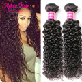 Brazilian Curly Virgin Hair Human Hair Bundles Cheveux Bresilien Kinky Curly Virgin Hair 3Pcs Curly Hair Meches Bresilienne Lots