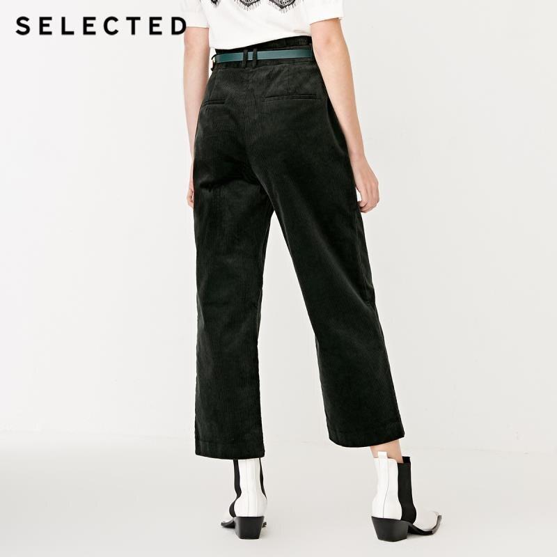 اختيار المرأة سروال قصير فضفاض صالح واسعة الساق السراويل المحاصيل S  418414510-في السراويل والشورتات الطويلة من ملابس نسائية على  مجموعة 3