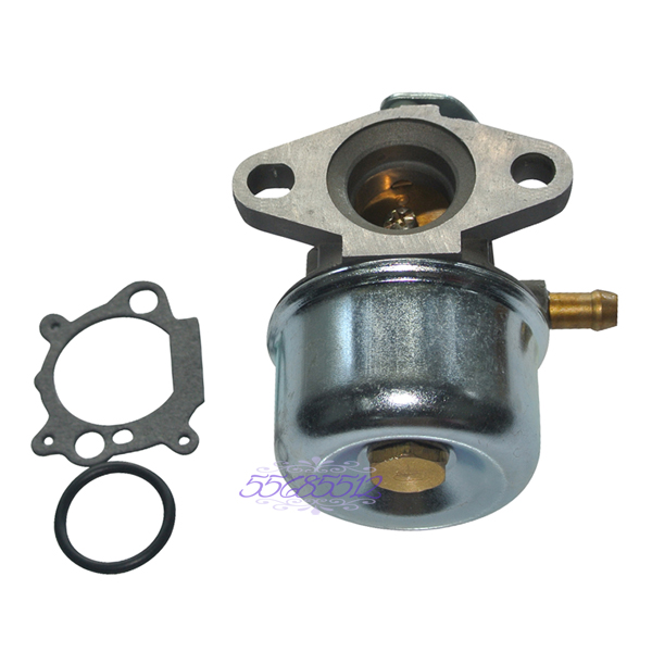 Carburetor Carby w/ Gasket and Choke For Briggs & Stratton 497586 499059 14112 ac delco 251 663 gasket w pmp