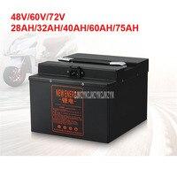 48 В/60 в/72 в электрический велосипед литиевая батарея для менее 2000 Вт Мотор электровелосипед Электрический велосипед батарея 28AH/32AH/40AH/60AH/75AH 220