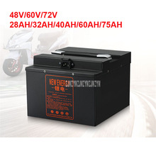 48V/60V/72V Electric Bike Lithium Battery For Less Than 2000W Motor Ebike Electric Bicycle Battery 28AH/32AH/40AH/60AH/75AH 220V deep cycle 12v 60ah recharge power lithium battery bankup storage for auto electric e bike battery pack large capacity