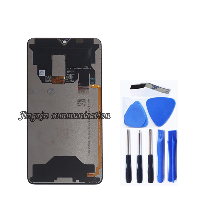 "Image 2 - 6.53 ""Original display for Huawei Mate 20 LCD + touch digitizer replacement for huawei mate20 MT20 LCD mobile phone repair parts-in Mobile Phone LCD Screens from Cellphones & Telecommunications"