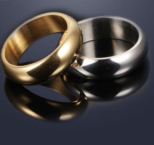 TL Argent et Or Coeur Amour Anneau De Mariage pour les Femmes Rempli Autrichien Cristaux Moyen Anneaux De Mode Bague de Fiançailles Bijoux