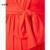 Feliz páscoa marca maternidade roupas com decote em v vestidos de noite dress para as mulheres grávidas gravidez vestidos prom dress verde vermelho