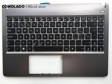 SW Swiss Backlit Keyboard For ASUS U37 U37VC U47 U47A U47VC With C Cover Laptop Layout