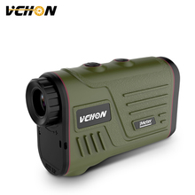 Discount! VCHON Outdoor hunting telescope 600M-1500M laser range finder golf rangefinder digital tape measure laser measure prices metro