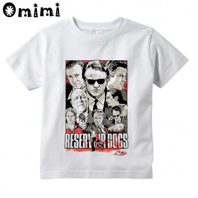 boys-girls-reservoir-dogs-quentin-font-b-tarantino-b-font-printed-t-shirt-kids-short-sleeve-tops-children's-white-t-shirt