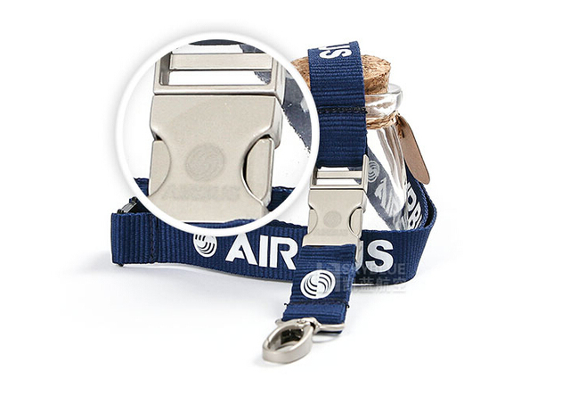 Airbus Lanyard  ID Card Holder