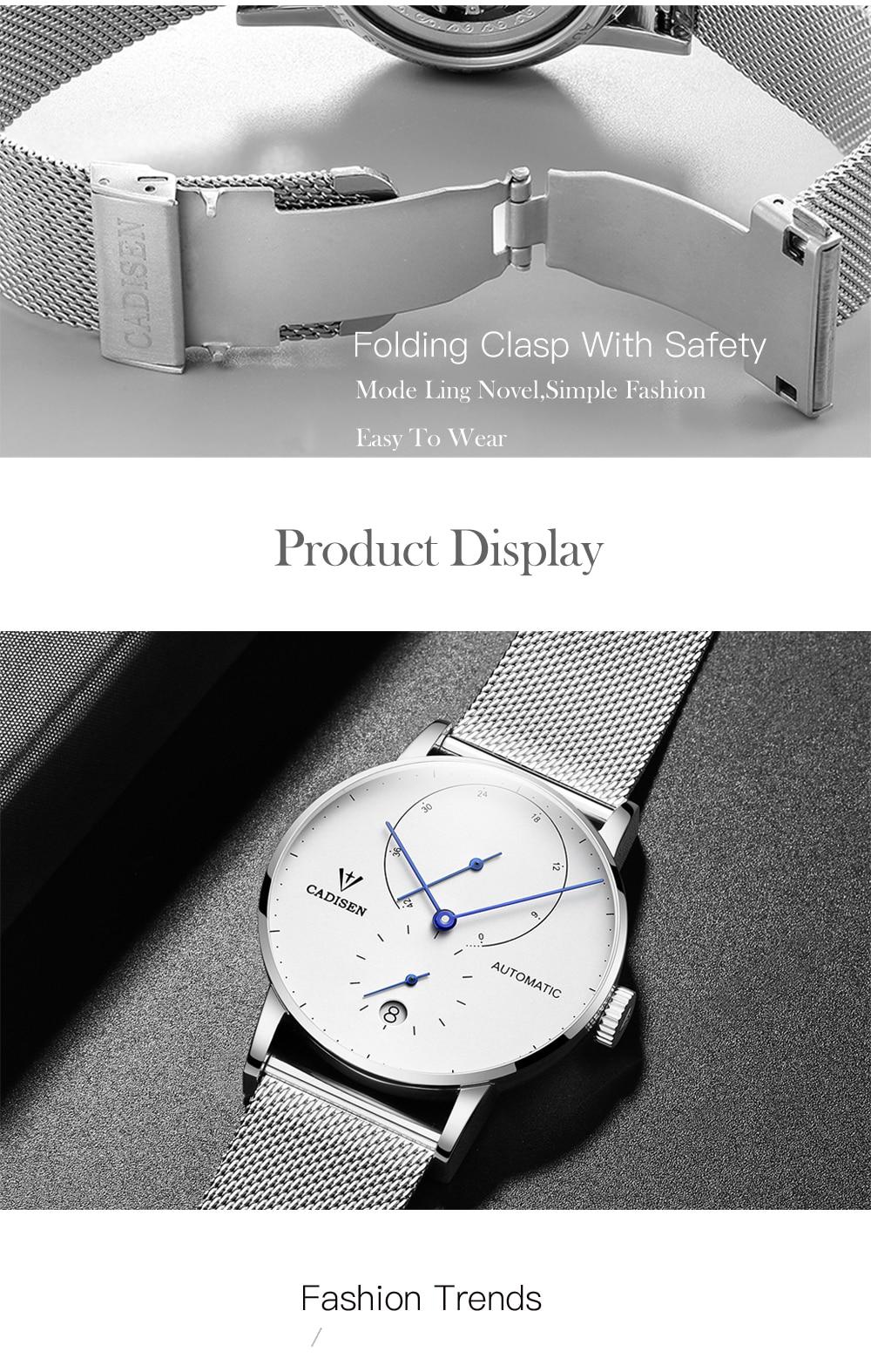 HTB1w.D D3mTBuNjy1Xbq6yMrVXac CADISEN Top Mens Watches Top Brand Luxury Automatic Mechanical Watch Men Full Steel Business Waterproof Fashion Sport Watches