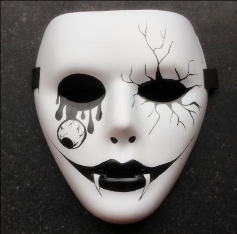buy hot horrible scary mask party halloween aliexpress com buy hot horrible scary mask party halloween