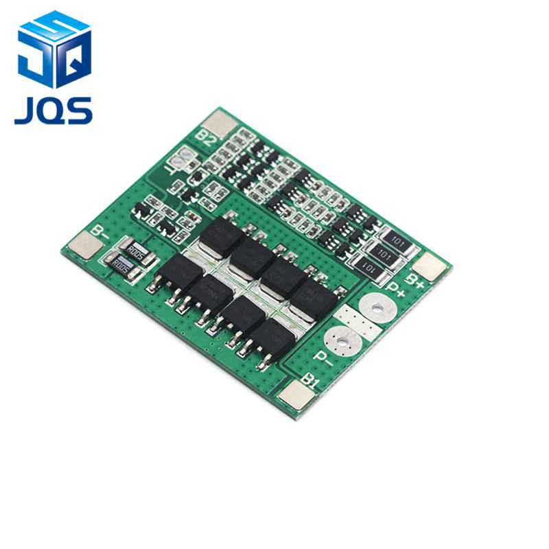1PCS 3S 25A Li-ion 18650 BMS PCM Battery Protection Board BMS PCM With Balance For Li-ion Lipo Battery Cell Pack Module