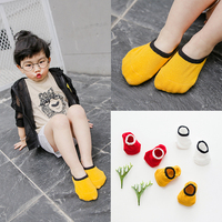 1-10y 2017 New Spring Summer Fashion Baby Boys Girls Short Socks Kids Cotton Mesh Socks Contrast C317 3pairs/pack