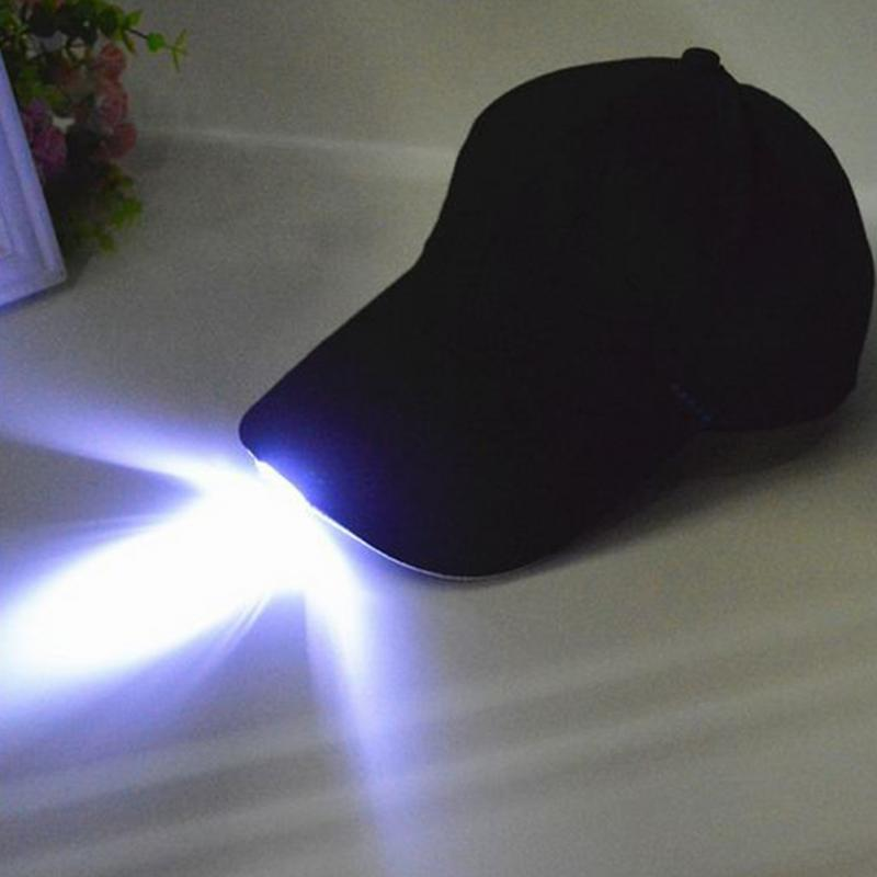 Light LED Hat , for Fishing, Cycling, Camping