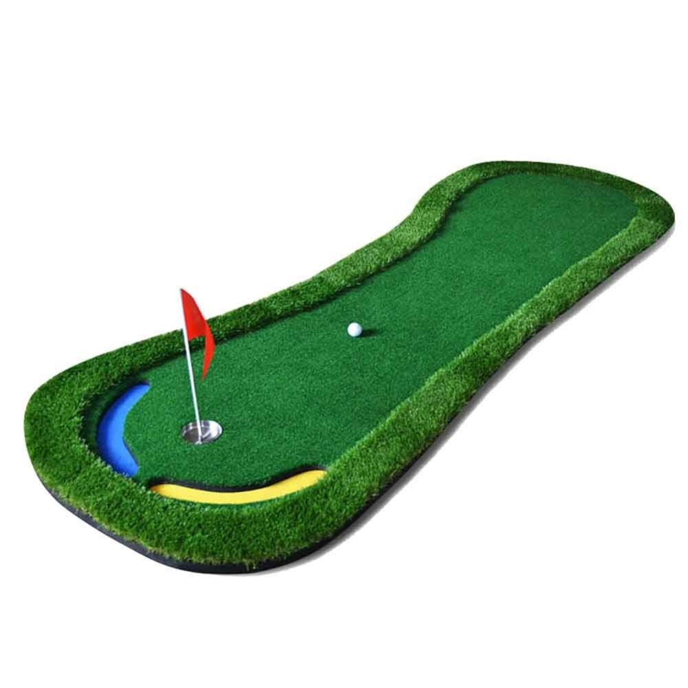 Pgm 2 95 9 84 Ft Golf Indoor Outdoor Training Mat Golf