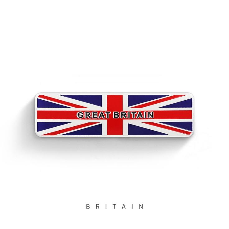 Great Britain National Emblem United Kingdom Flags Label Car Styling Windshields <font><b>Windows</b></font> <font><b>Stickers</b></font> Automobiles Accessories image