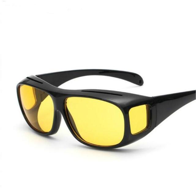 Car Night Vision Driving Glasses Driver Goggles Polarized Sunglasses Unisex HD Vision Sun Glasses Eyewear UV Protection Glasses