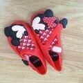 Lindas de los bebés mini melissasandals olor dulce de moda de verano casual shoes retial por everweekend
