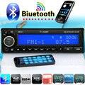 New 12V Car MP3 Player Bluetooth Stereo FM Radio Audio USB SD AUX Auto Electronics autoradio 1 DIN oto teypleri radio para carro