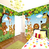 Cartoon Animation child room wall mural for kids room boy/girl bedroom wallpapers 3D mural wallpaper custom any size 2