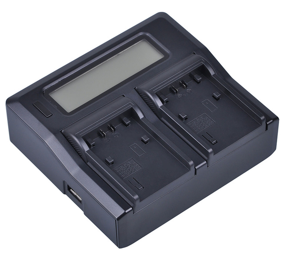 CGR-D320 CGR-D210 Micro USB Battery Charger for Panasonic CGP-D110 CGR-D220 CGR-D120