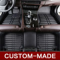 Custom fit car floor mats for Nissan Murano 2nd 3rd generation 3D all weather car-styling carpet rugs floor liners(2008- now)