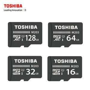 Toshiba Micro SD TF Card 16GB
