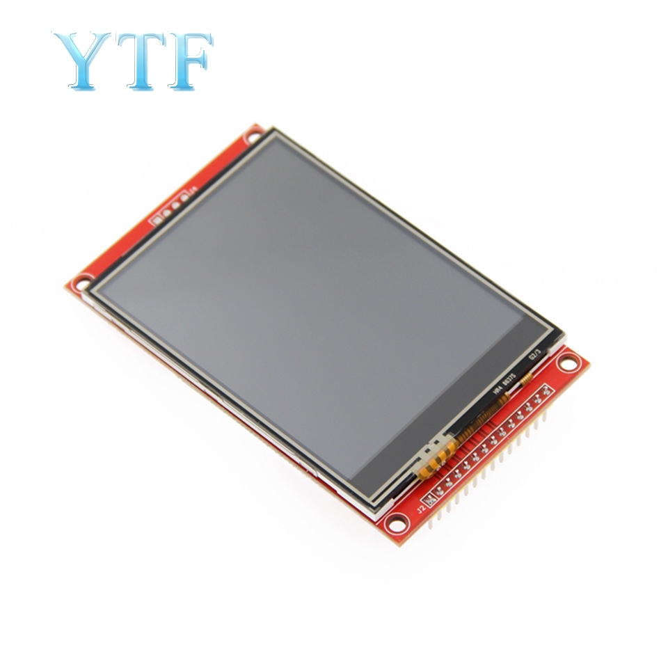 3.2 Inch SPI LCD Module 240*320 TFT Module ILI9341 Takes Up At Least 4 IO