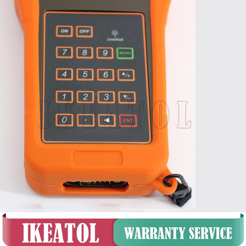 Envío gratuito TUF-2000H Medidor de flujo de líquido DN50-700mm - Instrumentos de medición - foto 2