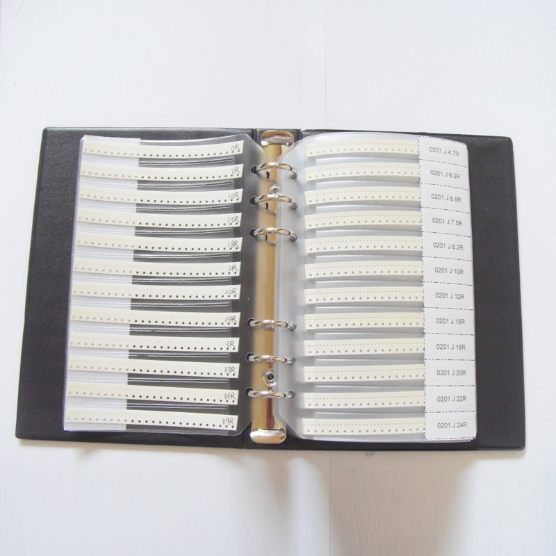 O envio gratuito de 0201 SMD Resistor