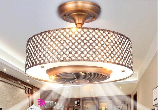Slaapkamer Lamp Plafond : Moderne korte plafond ventilator licht woonkamer verlichting