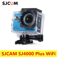 Original SJCAM SJ4000 Plus WiFi Action Camera 2 0 Inch Sports DV LCD Screen 1080P HD
