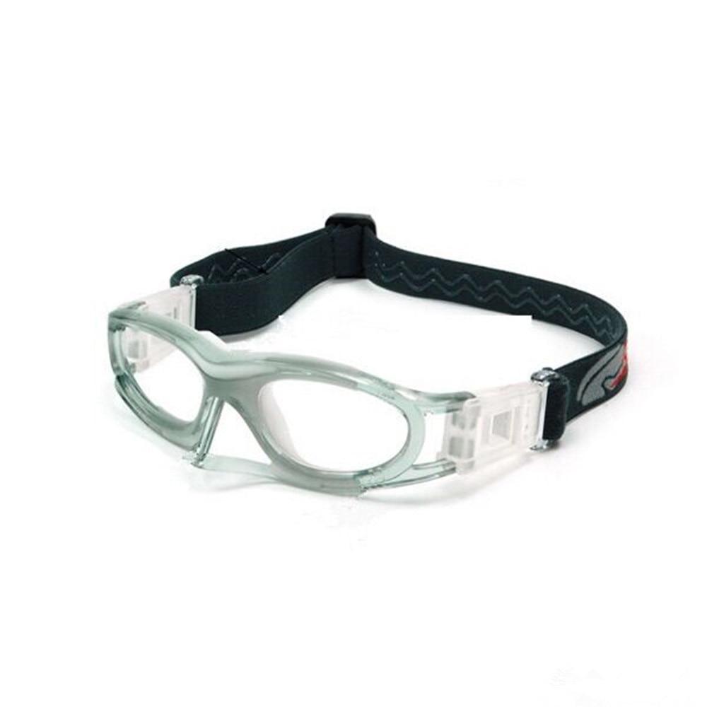 משקפי כדורסל גמישים לבני נוער עם משקפיים באף מגן, משקפי כדורסל גברים נשים, משקפי כדורעף כדורגל
