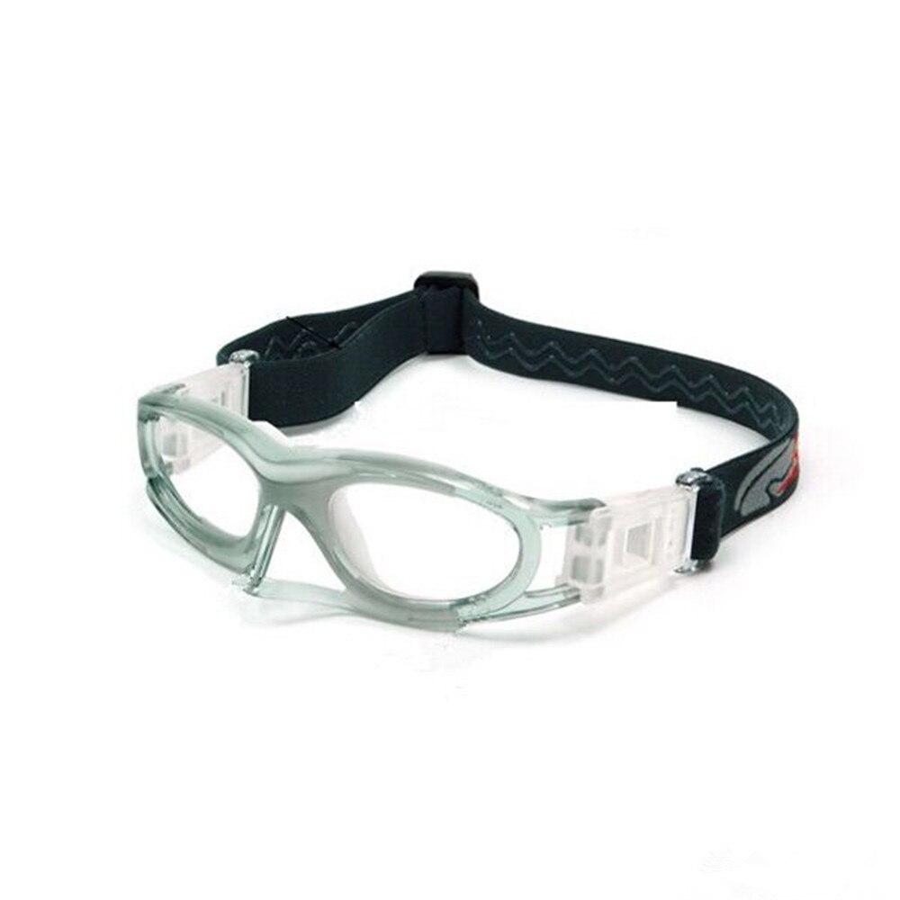 Óculos de Basquete de Adultos Flexíveis com Nariz Óculos de Basquete Adolescentes Protetor Peça Masculino Feminino Futebol Voleibol Óculos