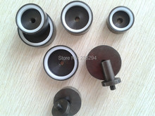 Pressure Steel Ring 8 pieces in a set watch repair tools for watchmakers