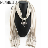 New Hot Jewelry Woman Winter Jewellery Scarf 100 Polyester Necklace Scarf Free Shipping
