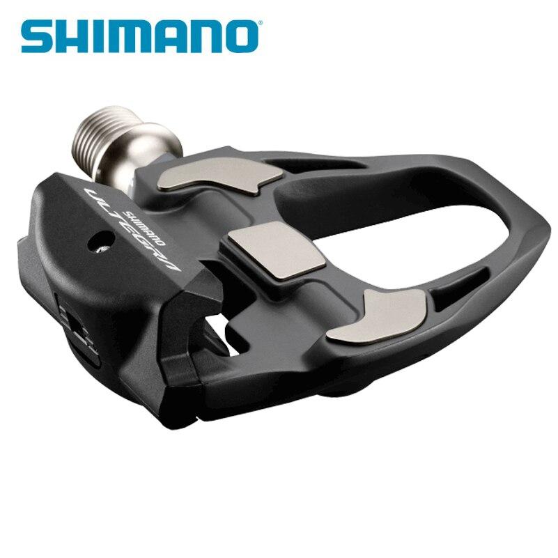 SHIMANO PD-R8000 vélo de route ultraléger vélo carbone professionnel plate-forme pédales système de SPD-SL vélo vélo route pédales