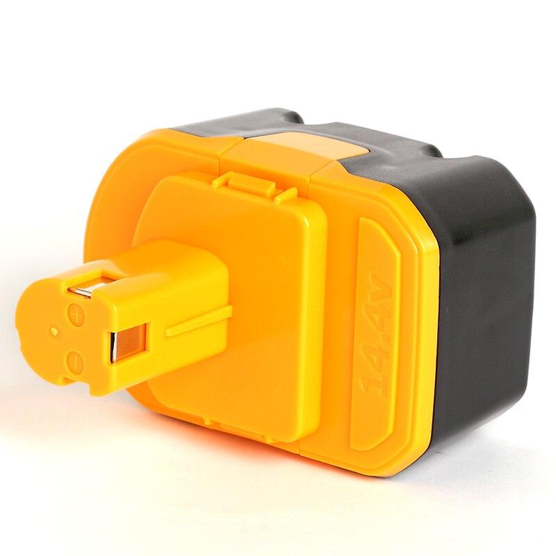 Cncool pour batterie d'outil électrique Ryobi 14.4 V 3000 mAh 1400144/1400671/130224010/130224011/4400011/1314702/B-8287/BPT1026/RY-1444 - 5