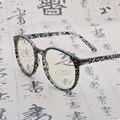 2016 Brand Optical Spectacle Frame for Men Round Vintage Women Eyeglasses Frame Prescription Eyewear Eye Glasses Frame