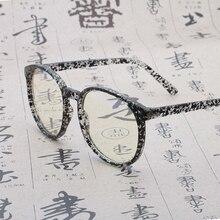 2016 Brand Optical Spectacle Frame for Men Round Vintage Women Eyeglasses Prescription Eyewear Eye Glasses
