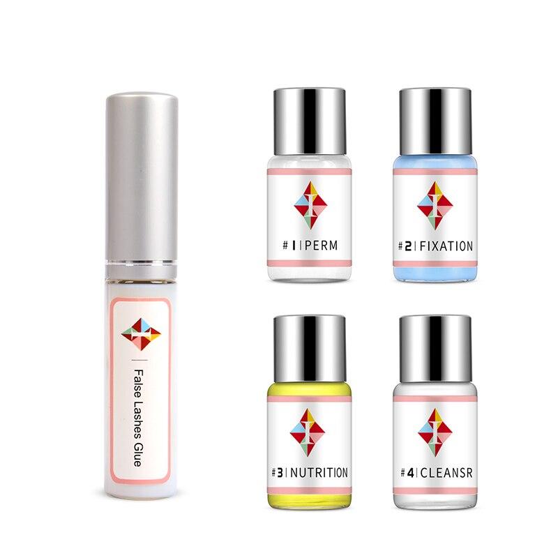 Eyelashes lift perm kit