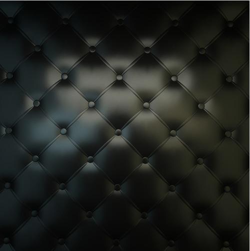 150x220cm black tufted vinyl cloth print photo studio backdrops photography backgrounds for model portrait shooting F-346