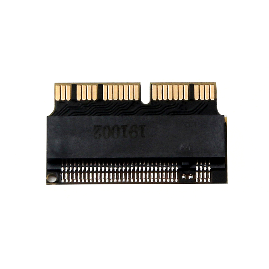 Add On Card M.2 Adapter NVMe PCIe M2 NGFF To SSD For Apple Laptop Macbook Air Pro 2013 2014 2015 A1465 A1466 A1502 A1398 PCIE X4