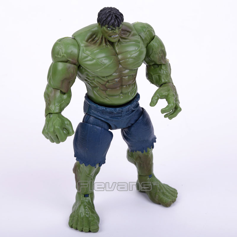 Original High Quality Hulk PVC Action Figure Collectible Model Toy 6 15cm marvel select avengers hulk pvc action figure collectible model toy 10 25cm