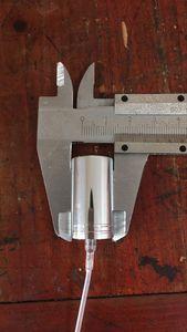 Image 3 - YP 1 50Pcs 11 colors / aluminum foil nozzle / 13 screw / perfume bottle spray tool