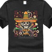 Funny Crew cuello manga corta Camiseta para hombre Cinco De Mayo camisa  mexicana Chile Sombrero camiseta 6592fcad6f8