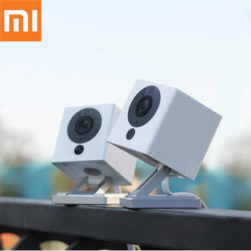 Original Xiaomi Xiaofang Smart Home Camera1080P HD Micro Portable 8X Night Vision Camcorder App Control WIFI Security Camera