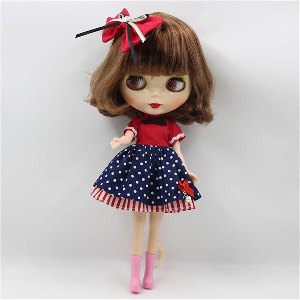 free shipping factory blyth doll nude doll 1/6 30cm bjd