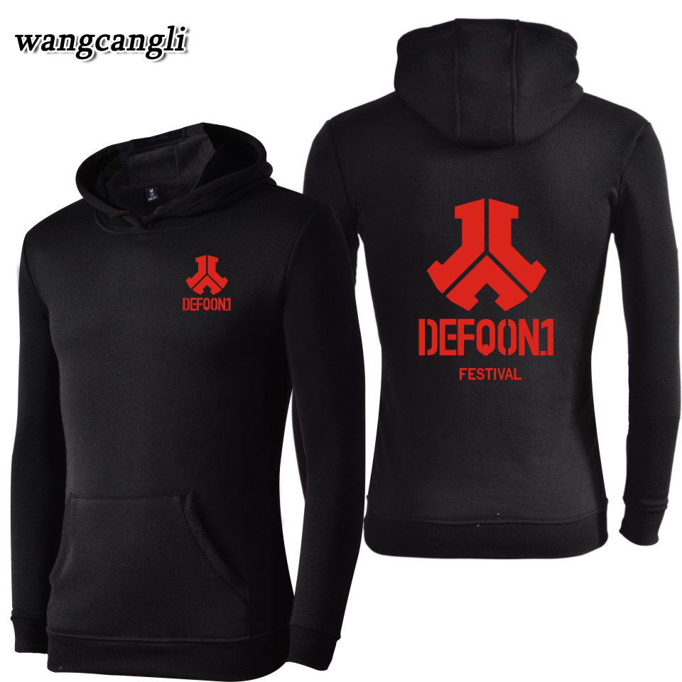 Defqon 1 Hoodies And Sweatshirt Tracksuit Men Hoodie Music Concert DJ For Cool And Fashion Clothes