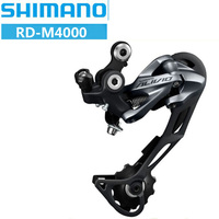 SHIMANO ALIVIO RD M4000 Shifter Derailleur 9 Speed RD M4000 Rear 3s*9s 27s Speed Accessory shift Mountain MTB Bike Bicycle Parts